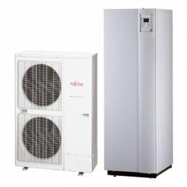 Fujitsu HIGH POWER DUO 13,5 kW (Tarbeveeboileriga) -25°C